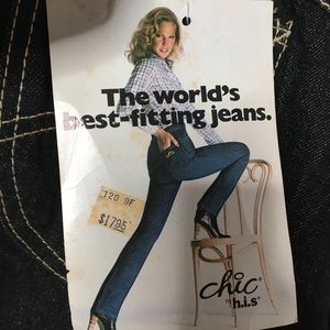Ms. Chic Jeans - Vintage Ms. Chic Jeans